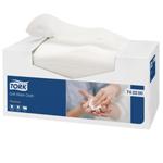 Lavete din hartie, Soft Premium, albe, 135 buc - W8