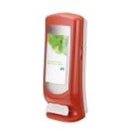Dispenser din plastic pentru servetele de masa, rosu - Xpressnap Stand