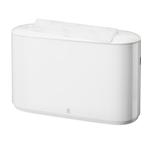 Dispenser din plastic pentru prosoape hartie pliate, alb -  Xpress Countertop