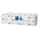 Hartie igienica pe rola Soft Mini Jumbo, alba, 100 m - Mid-size Coreless