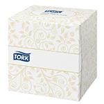 Servetele faciale, Extra Soft Cube Premium, albe, 100 buc