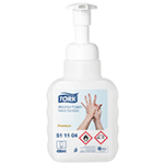 Dezinfectant spuma pentru maini cu alcool 400 ml