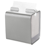 Dispenser din aluminiu pentru servetele de masa, gri - Xpressnap