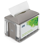 Dispenser din plastic pentru servetele de masa, gri - Xpressnap