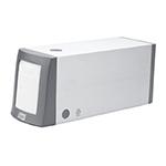 Dispenser din metal pentru servetele de masa 25x30 cm, gri