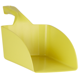 Scafa 2 L, metal detectabila, galben - Vikan