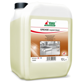 Grease Superclean - Detergent degresant pentru suprafete, 10L - Tana Professional