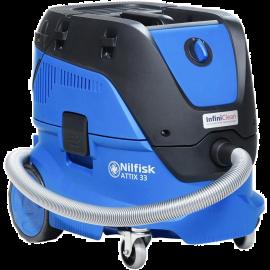 Attix 33-01 IC - Aspirator umed-uscat - Nilfisk Alto