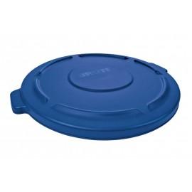 Capac container Brute 75.7 L albastru