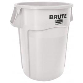 Container Brute cu canale de ventilare 166.5 L, alb