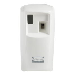 Dispenser odorizant programabil Microbust 3000 LCD 75 ml, alb