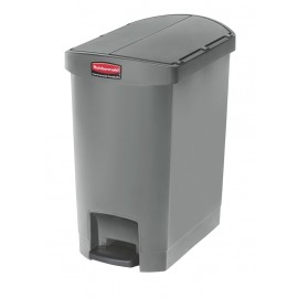 Container Slim Jim Step-On/End Step 30 L, gri