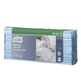 Lavete multifunctionale pliate - Tork Industrial Low-Lint