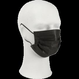 Masca chirurgicala Abena Excelent, 3 straturi, neagra