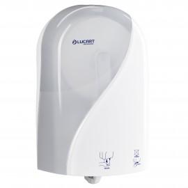 Dispenser autocut hartie igienica rola mini jumbo, alb - Lucart Identity