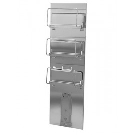Wall Bracket with 3BV / 1D-2, inox