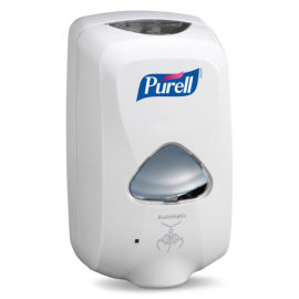 Dispenser gel dezinfectant TFX cu senzor, 1200 ml, alb - Purell