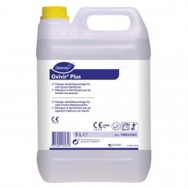 Oxivir Plus - Dezinfectant pentru suprafete pe baza de oxigen activ, 5L