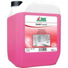 Sanet Ivecid - Agent de curatare sanitar 10L