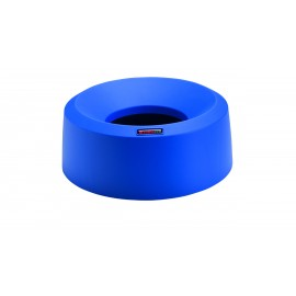 Capac rotund tip palnie pentru container Iris/Modo, albastru
