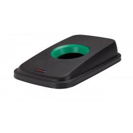 Capac deseuri cutii pentru container Selecto Premium/Geo 55L/70L, verde