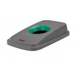 Capac deseuri cutii pentru container Selecto 55L/70L, verde