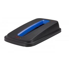 Capac deseuri hartie pentru container Selecto Premium/Geo 55L/70L, albastru
