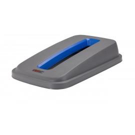 Capac deseuri hartie pentru container Selecto 55L/70L, albastru