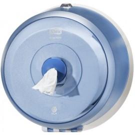 Dispenser hartie igienica rola mini jumbo, albastru - Tork SmartOne Mini