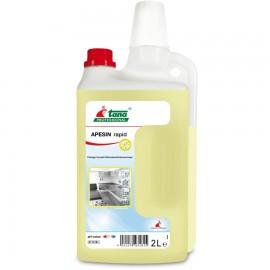 Apesin Rapid - Dezinfectant pentru suprafete pe baza de alcool, 2L