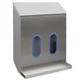 Dispenser pentru capeline 2H, inox - AWE