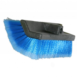 Perie Duo Pro 25 cm (auto) albastra