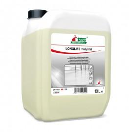 Longlife Hospital - Emulsie pentru protectie pardoseli 10L