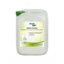 Orbin Evolve - Detergent spumant slab alcalin ecologic, 10L
