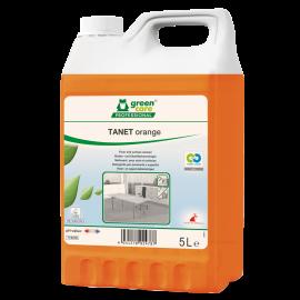 Tanet Orange - Detergent pentru intretinerea pardoselilor 5L