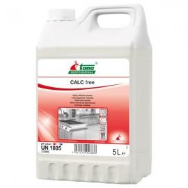 Calc Free - Detergent detartrant pentru vesela si pahare, 5L - Tana Professional