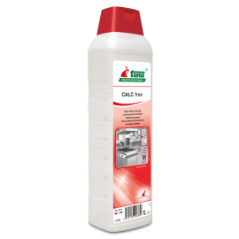 Calc Free - Detergent detartrant pentru vesela si pahare, 1L - Tana Professional