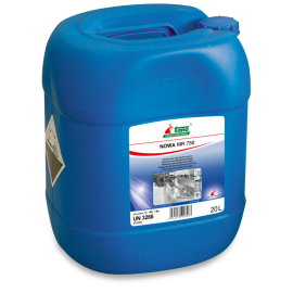 Nowa MR 750 - Detergent alcalin nespumant, 20L