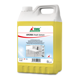 Aroma Fresh Lemon - Detergent pentru suprafete si pardoseli 5L