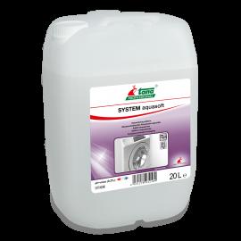 System AquaSoft - Aditiv pentru prevenirea depunerilor de calcar pe textile 20L - Tana Professional