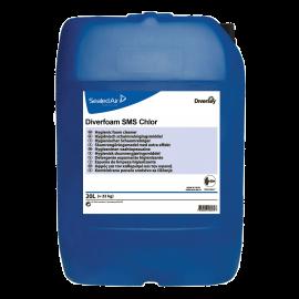 Diverfoam SMS Chlor - Detergent spumant alcalin clorinat, 20L