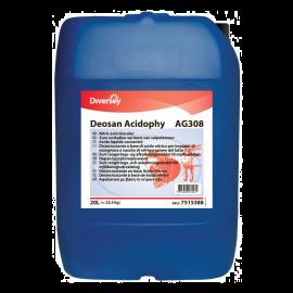 Deosan Acidophy AG308 - Detergent acid nespumant pentru instalatii de muls, 20L