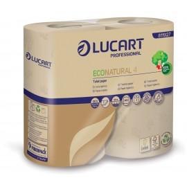 Hartie igienica rola standard, Econatural 4 - Lucart