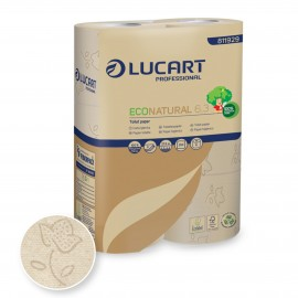 Hartie igienica rola standard, Econatural 6.3 - Lucart