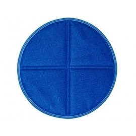 Pad disc Blue Ø 43 cm, one-side, without hole