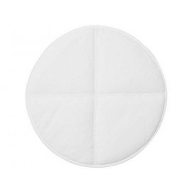 Pad disc White Magic Ø 43 cm, one-side, without hole