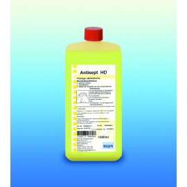 Dezinfectant maini pe baza de alcool Antisept HD, 1000 ml - Bufa