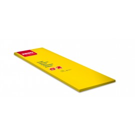 Airlaid tablecover 100x100 Tablewear Yellow