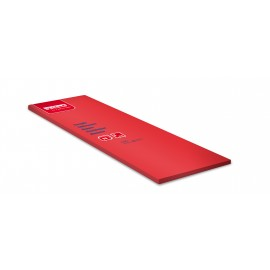 Airlaid tablecover 100x100 Tablewear Red