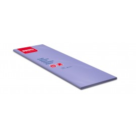 Traversa de masa din airlaid, 100x100 cm, Tablewear, lila - Fato